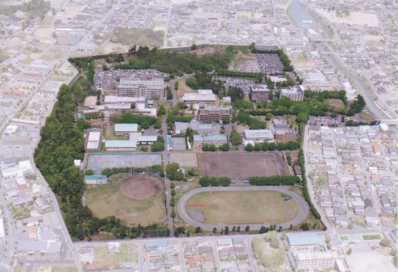 荒牧キャンパス