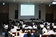 【模擬授業】(医学部医学科)『輸血とABO式血液型』(佐野利恵 講師)