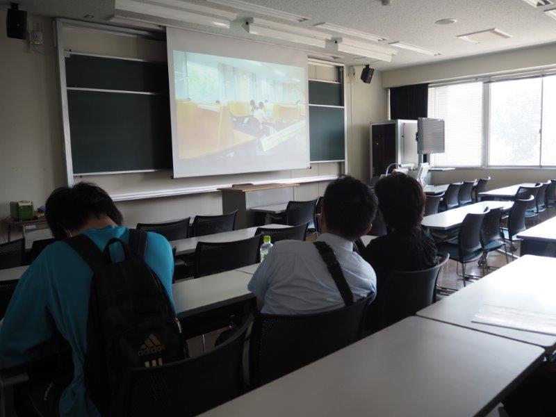 【<A-2>群馬大学概要紹介(動画上映)】上映した動画はYouTube「群馬大学公式チャンネル」でも観ることができますので、ぜひチェックしてください!