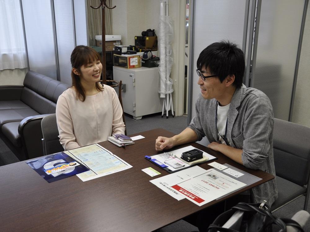 2017.6.9 FM GUNMA番組取材