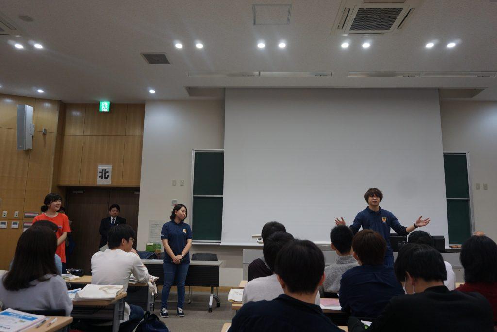 2018.4.3 新入生オリエンテーション