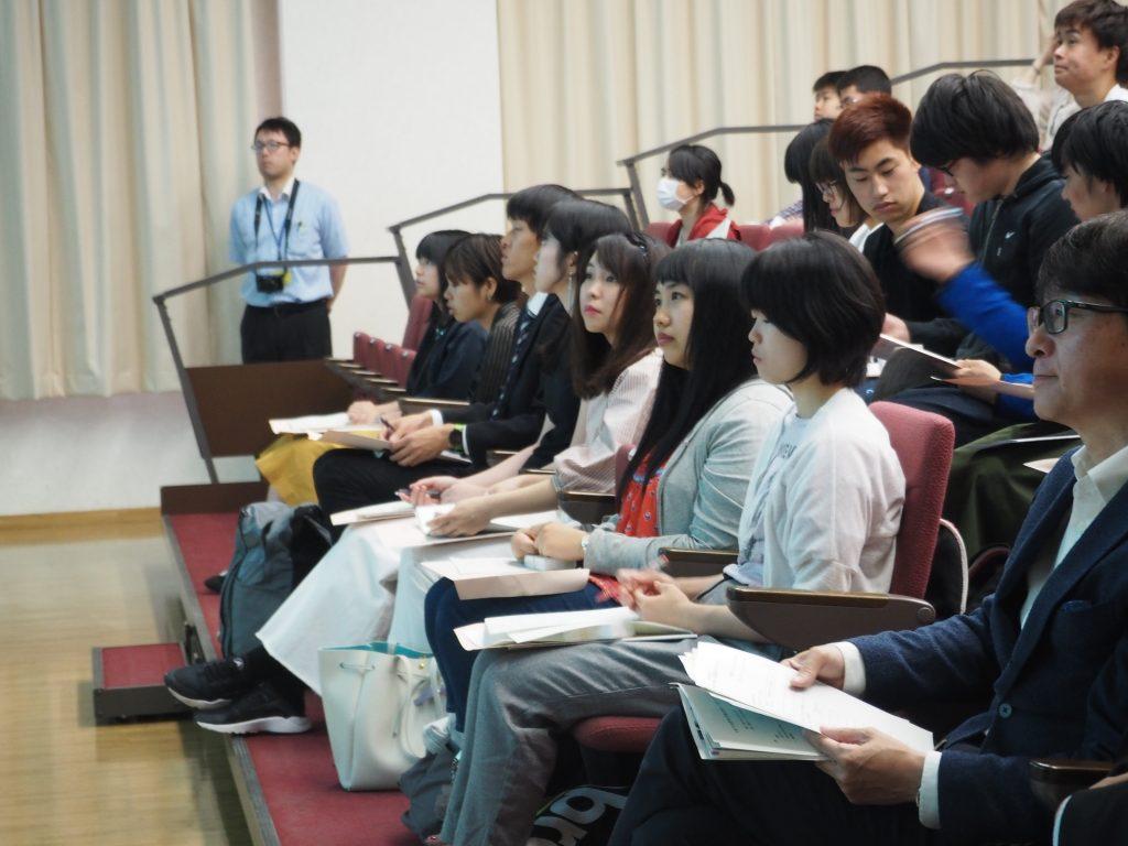 学生広報大使のキックオフミーティングの様子