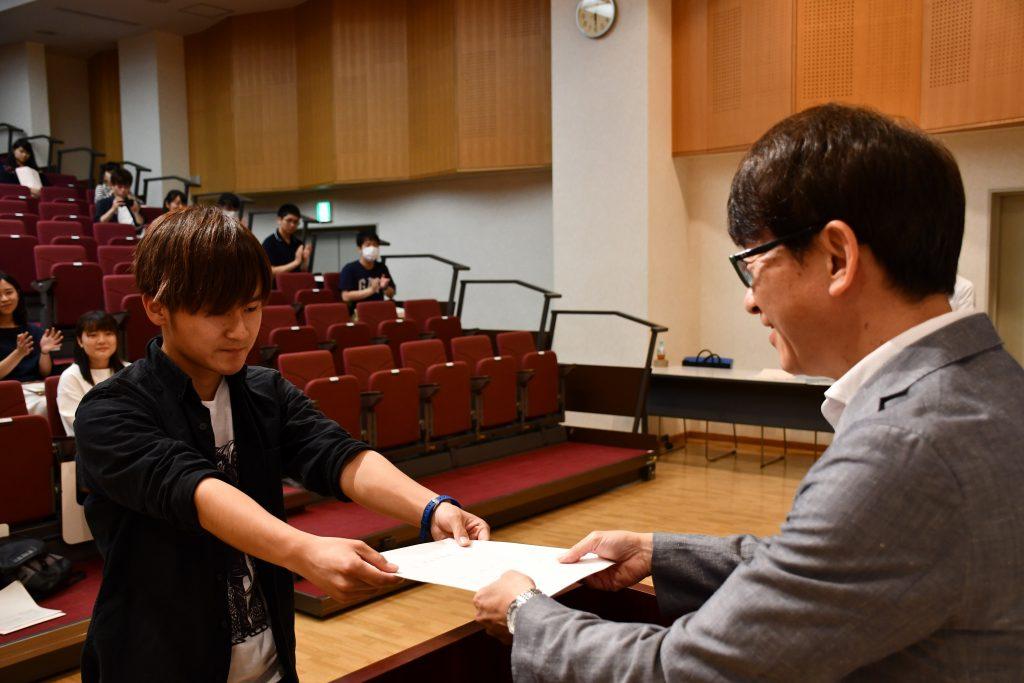 学生広報大使の2019年度キックオフミーティング様子