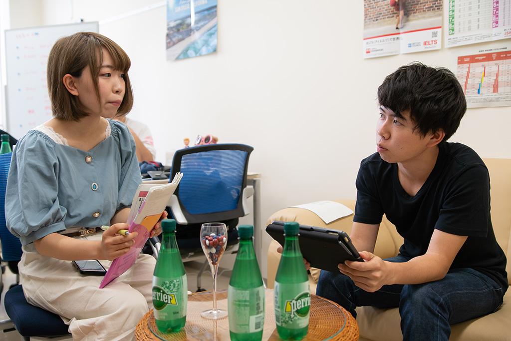 「輝く群大生」Le Pont代表の齋藤さんに取材しました