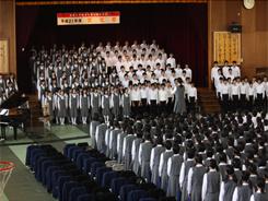 文化祭(附属中学校)