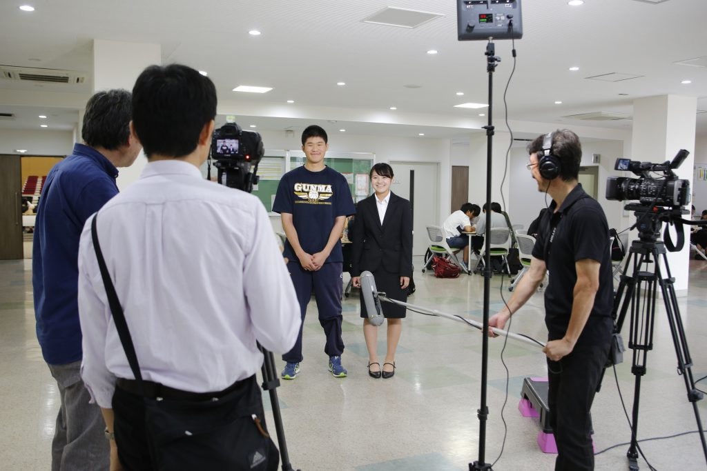2018.6.25 GU'DAY2018 YouTube CM撮影