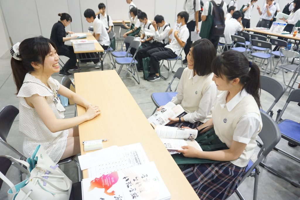 2018.7.2 進学相談会