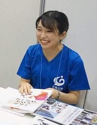 今井 里咲 さん