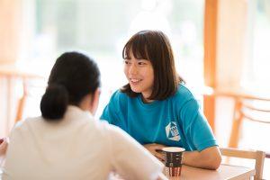 GU'DAY2019で活躍する学生広報大使