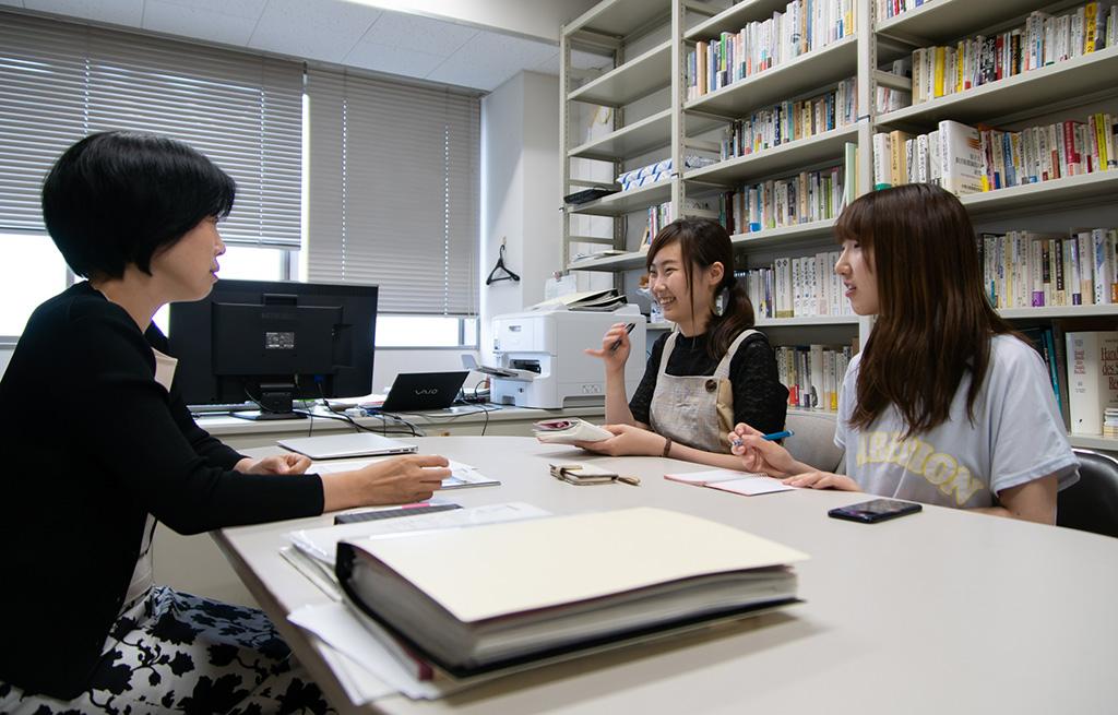 2019.8.16 大学広報誌編集チーム