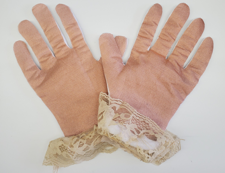 手袋サンプル