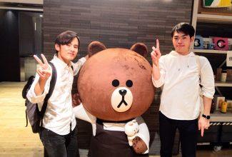 (左)熊谷さん(右)福井さん